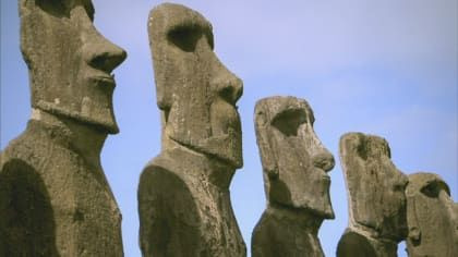 Ancient Unexplained Files — s01e01 — Mystery on Easter Island