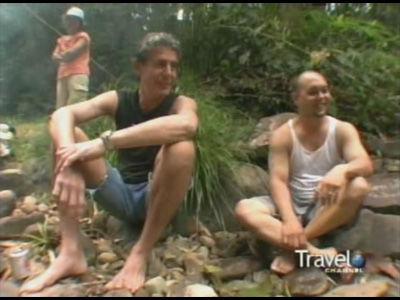 Энтони Бурден: Без предварительных заказов — s01e05 — Malaysia: Into the Jungle