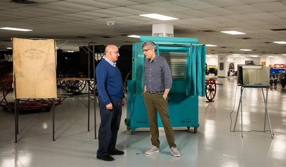 The Henry Ford's Innovation Nation — s07e05 — Voting Technology