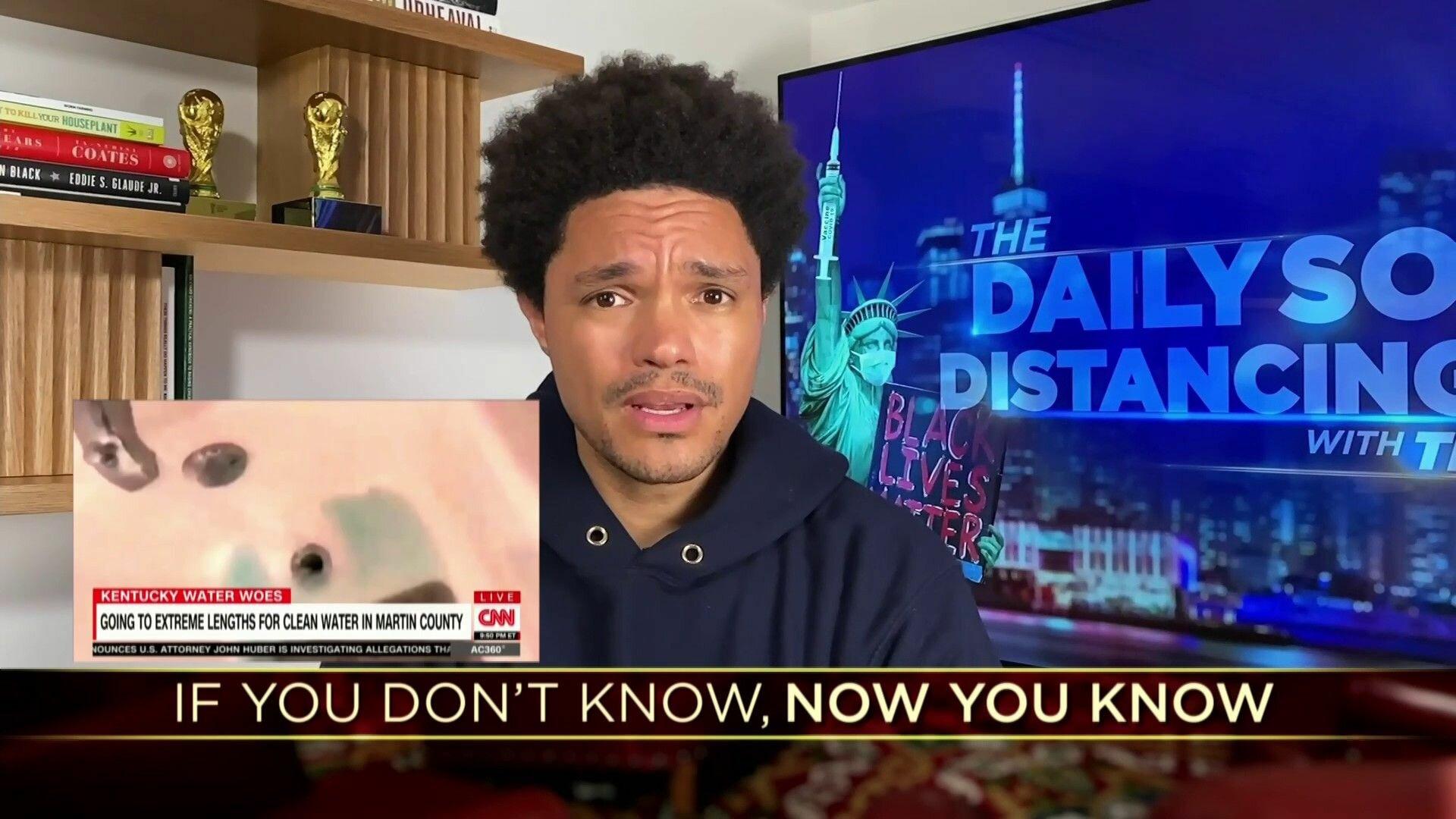 The Daily Show with Trevor Noah — s2021e61 — Yvonne Orji