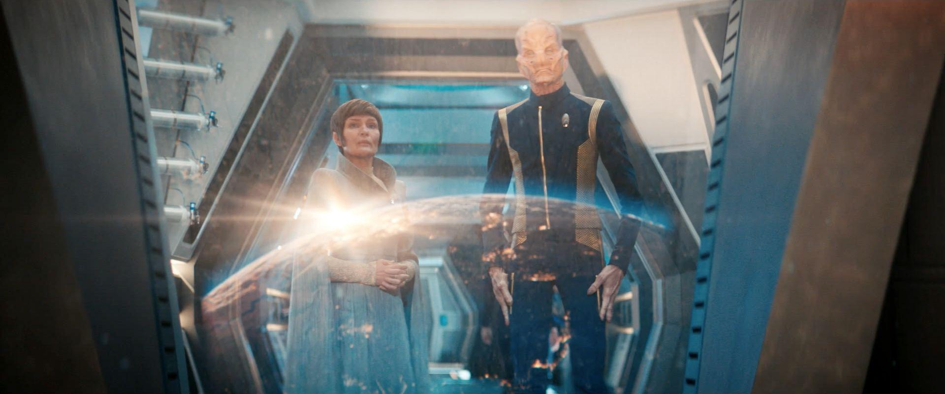 Звездный путь: Дискавери — s03e07 — Unification III