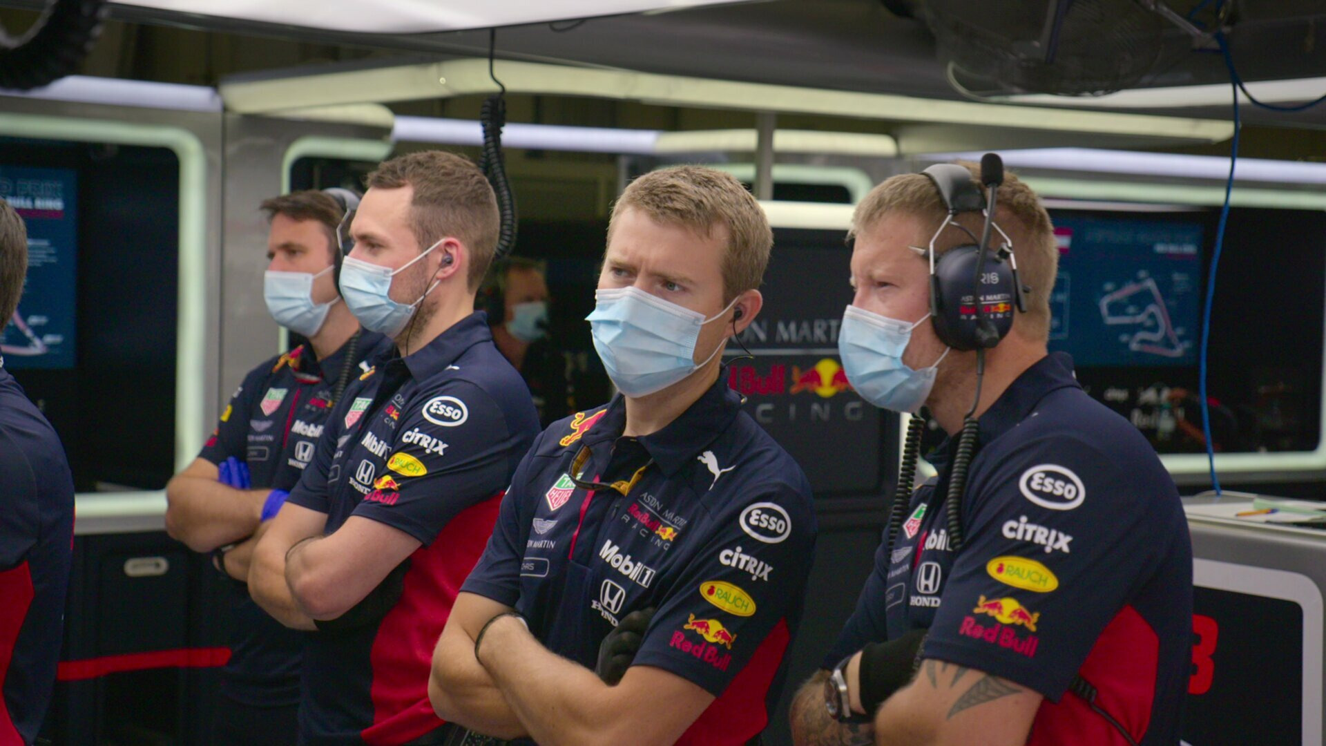 Formula 1: Drive to Survive — s03e02 — Back On Track