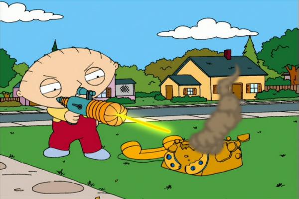Family Guy — s01e02 — I Never Met the Dead Man