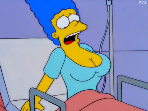 The Simpsons — s14e04 — Large Marge