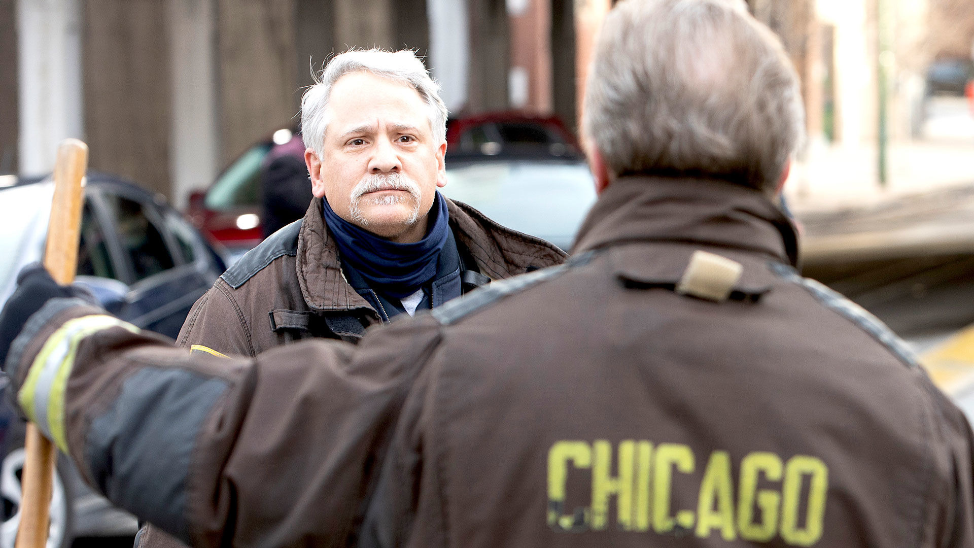 Chicago Fire — s09e04 — Funny What Things Remind Us