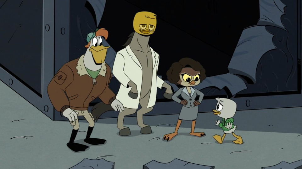 s02e23 — The Richest Duck in the World!