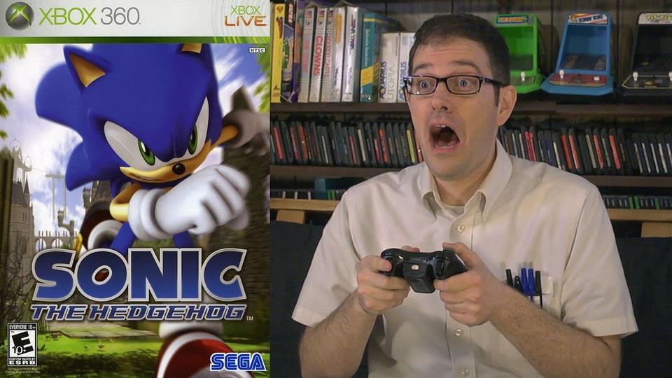 s11e02 — Sonic the Hedgehog 2006 (Xbox 360)