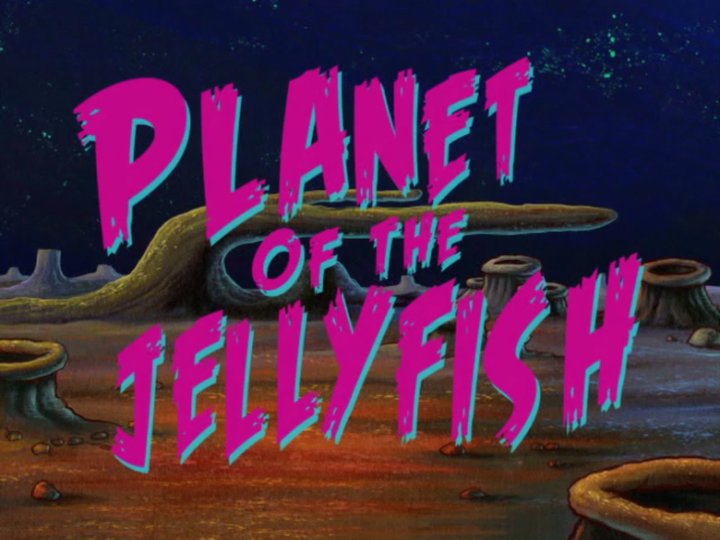 s08e31 — Planet of the Jellyfish
