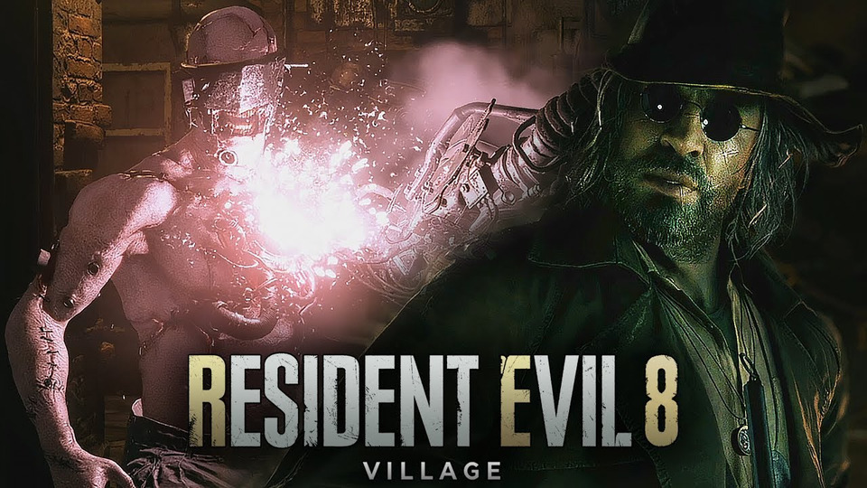 s11e172 — ФАБРИКА ГЕЙЗЕНБЕРГА ● Resident Evil: Village #10