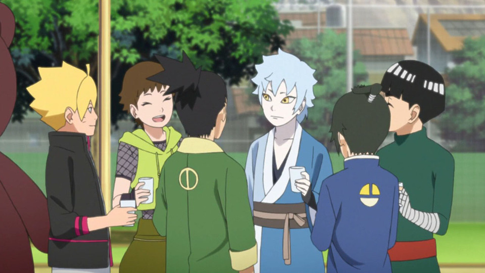 s01e05 — The Mysterious Transfer Student!