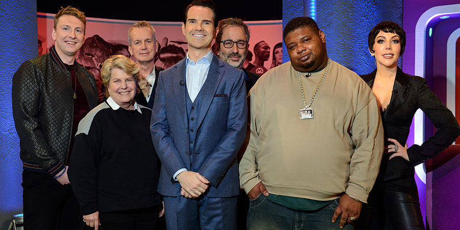 s2019e01 — The Big Fat Quiz of Everything 2019