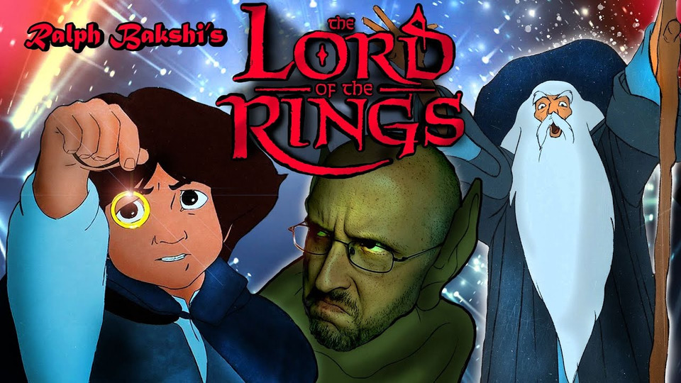 s13e32 — The Animated Lord of the Rings