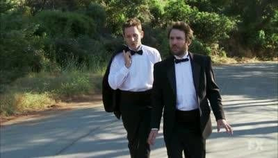 s06e11 — The Gang Gets Stranded in the Woods
