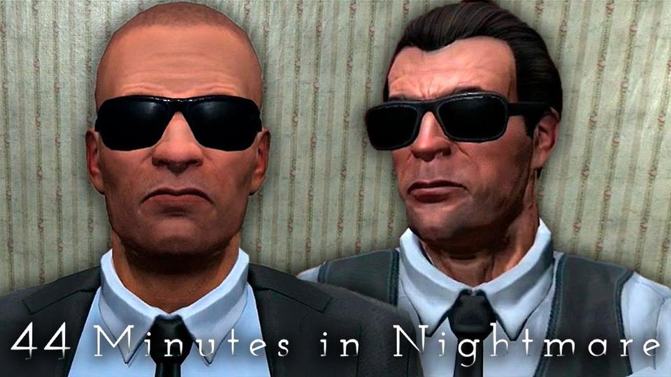 s2021e00 — 44 Minutes in Nightmare ► 44(29) МИНУТ ВКОШМАРЕ