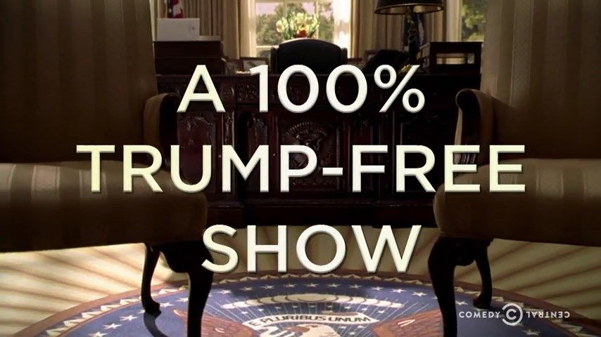 s2018 special-4 — A 100% Trump Free Show