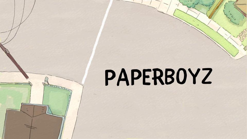 s04e12 — Paperboyz