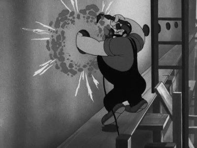 s1942e10 — A Hull of a Mess