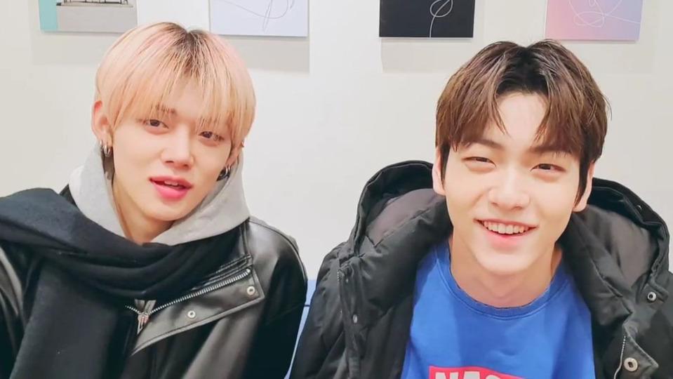s2021e11 — [Live] Yeonbin: 🦊🐟🍞🍠🍦🐰