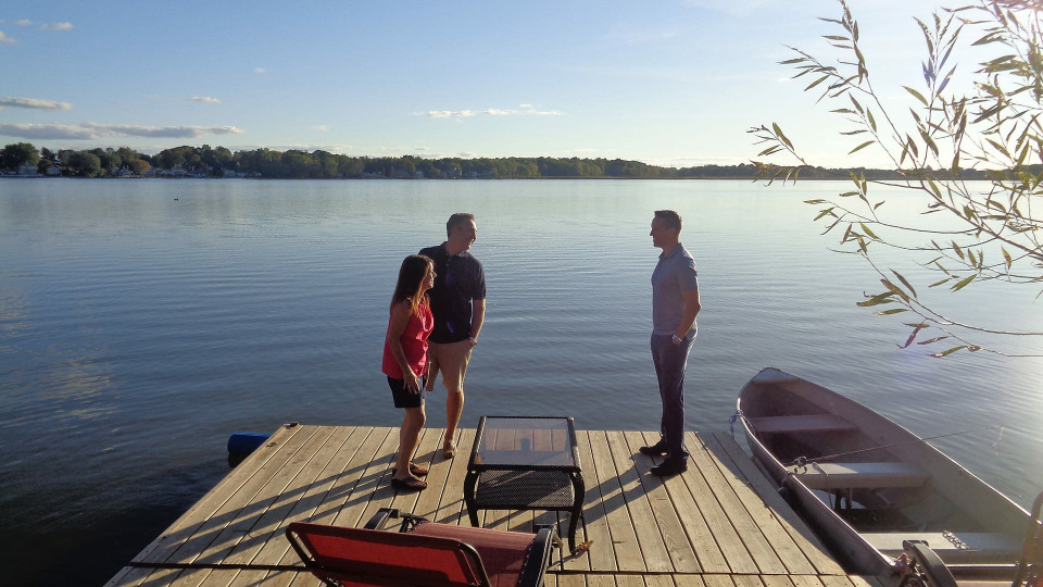 s2018e06 — Fishing for a Full-Time Home on Lake Ontario