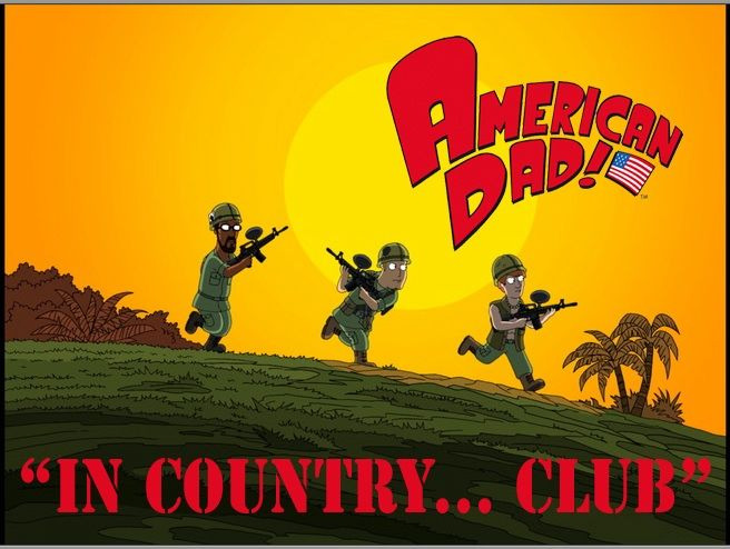 s05e01 — In Country...Club