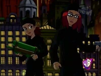 s03e01 — Batgirl Begins (1)