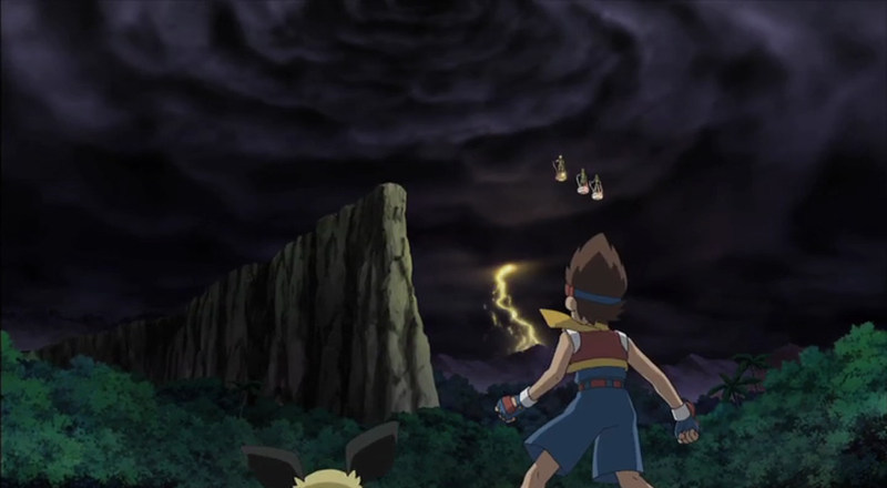 s13 special-2 — Pokemon Ranger: Guardian Signs (Part Two)