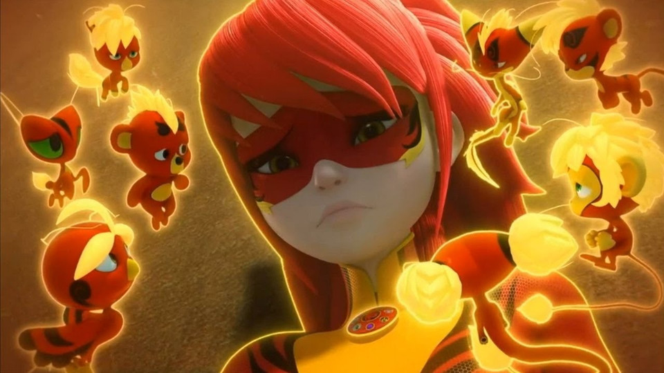 s04 special-0 — Miraculous World: Shanghai. The Legend of Ladydragon