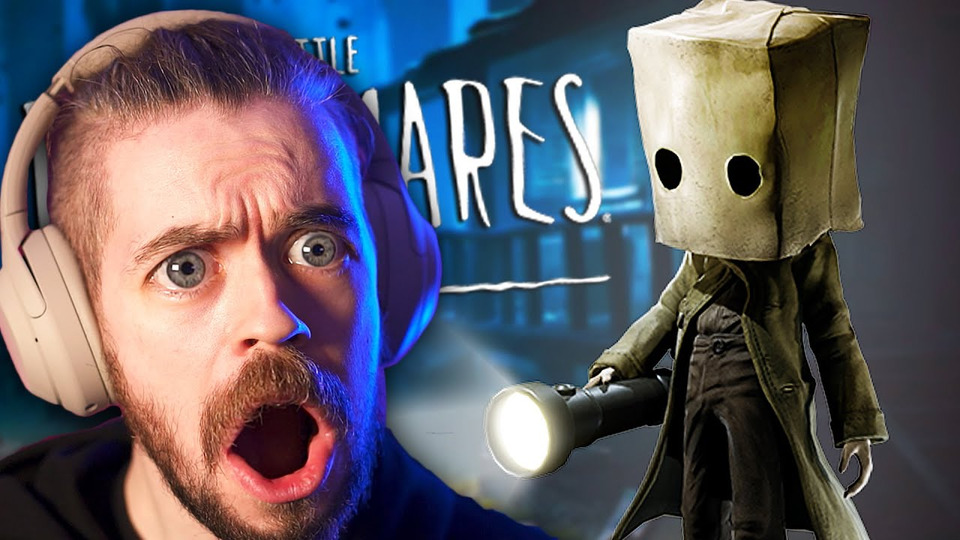 s10e10 — A NEW NIGHTMARE | Little Nightmares 2— Part 1