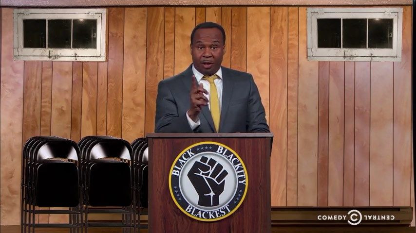 s2018 special-6 — Your Moment of Them: The Best of Roy Wood Jr. Vol. 2