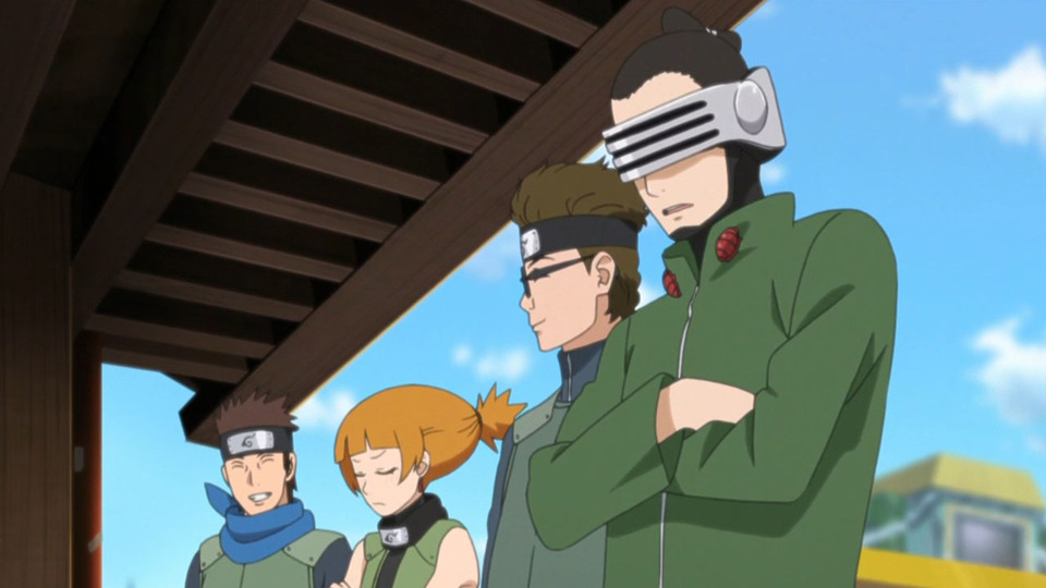 s01e50 — The Chunin Exams: The Recommendation Meeting