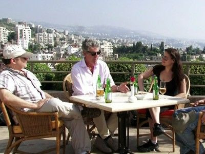 s06e21 — Back to Beirut
