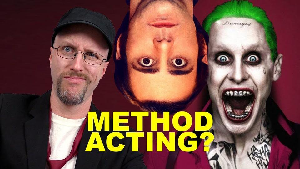 s13e08 — Should We Stop Method Acting?