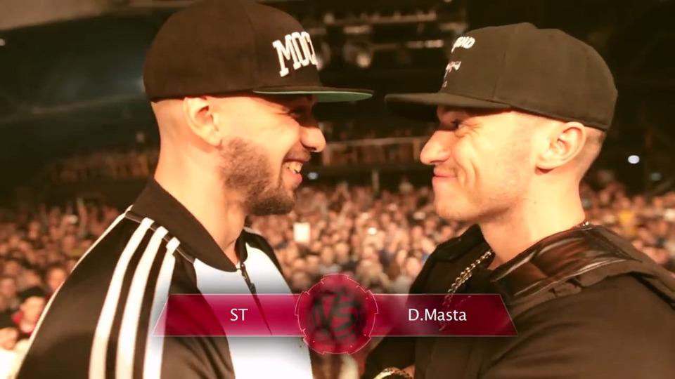 s02e25 — Versus All Stars: ST vs D.Masta