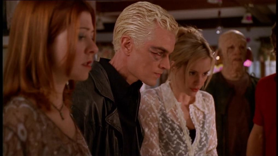 an analysis of the tv show buffy the vampire slayers episode dead mans party