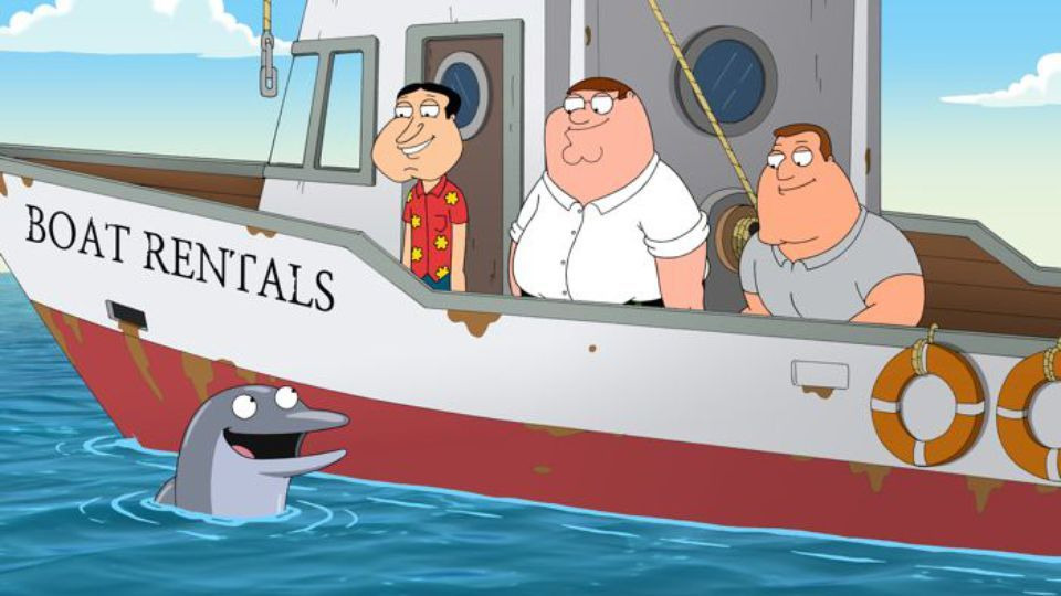 s10e14 — Be Careful What You Fish For