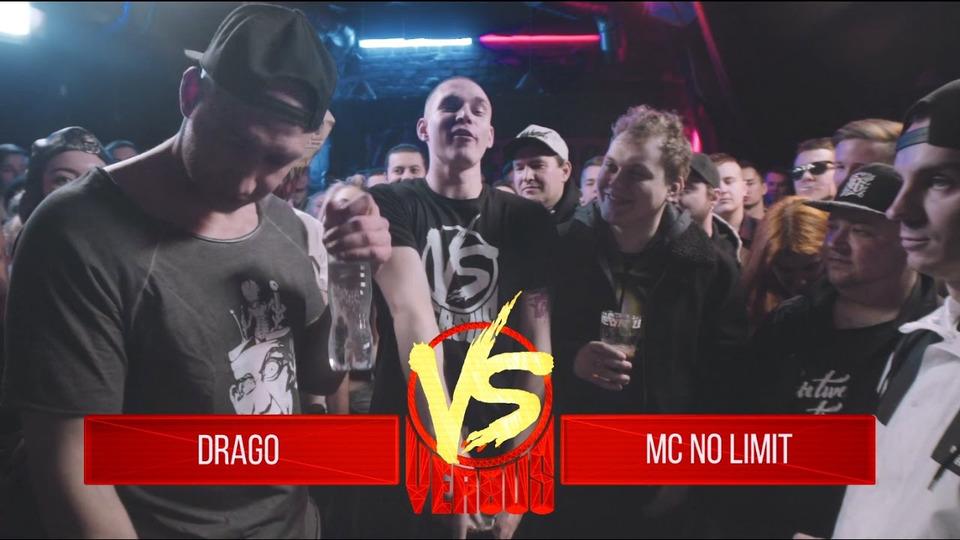 s05e06 — VERSUS BPM #6: Drago VS MC No Limit