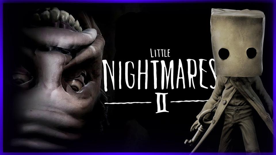 s11e60 — УЖАСНАЯ ПСИХУШКА ● Little Nightmares 2 #2