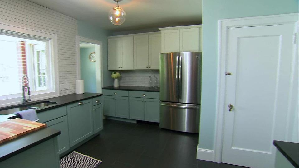 s2014e25 — Modernizing a Classic Kitchen