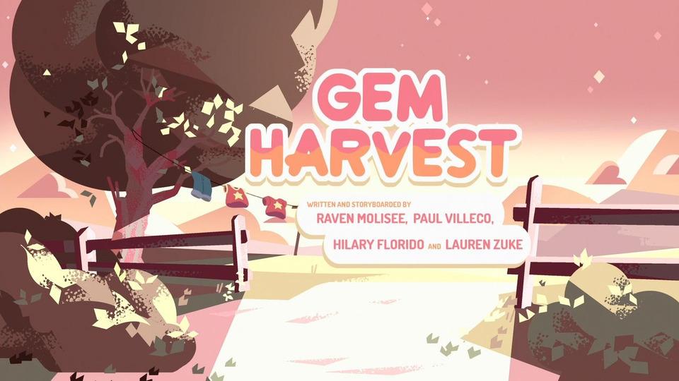 s04e08 — Gem Harvest, Parts 1 & 2