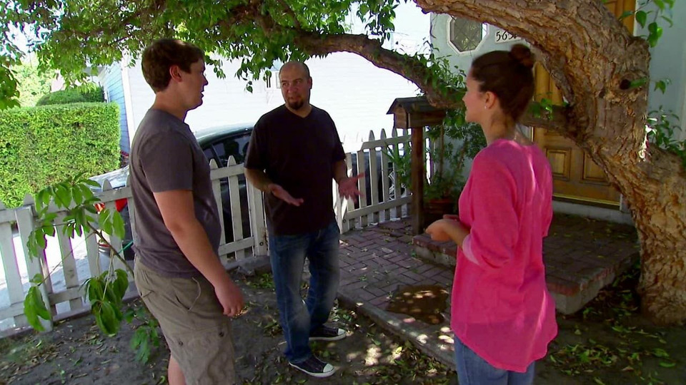 s2013e10 — A Kitchen Gets a One-of-a-Kind Teppanyaki Makeover, While the Rest of the House Gets an Overhaul