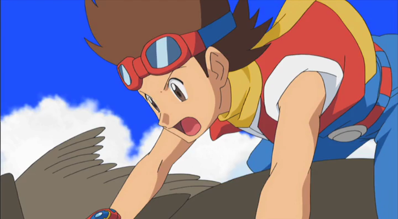 s13 special-1 — Pokemon Ranger: Guardian Signs (Part One)