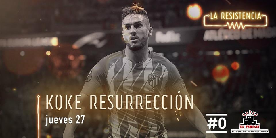 s04e133 — Koke Resurrección