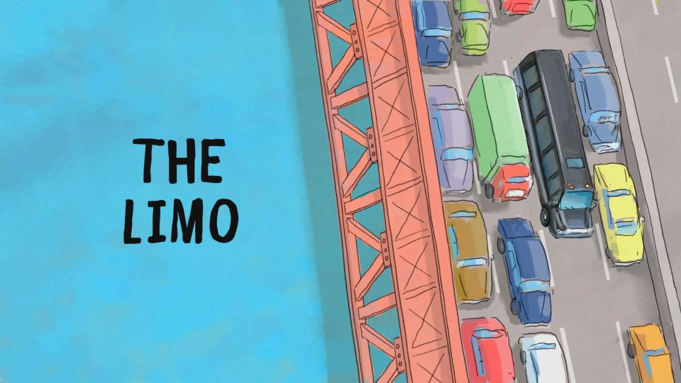 s04e21 — The Limo