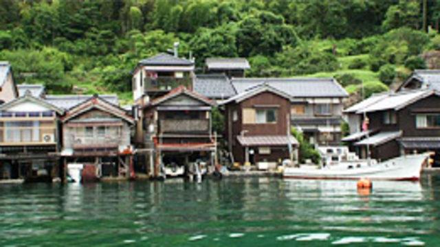 s2014e28 — Serenity by the Sea: Ine, Kyoto