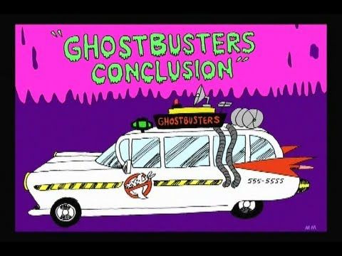 s02e06 — Ghostbusters: Conclusion