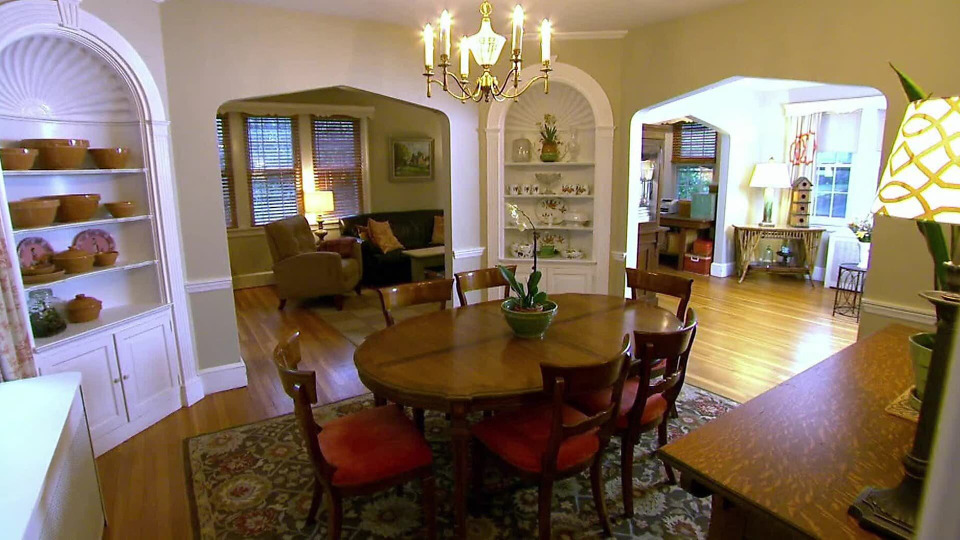 s2015e05 — A Connecticut Couple Tries To Blend Their Clashing Styles