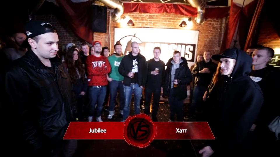 s01e10 — VERSUS #10: Jubilee VS Хатт