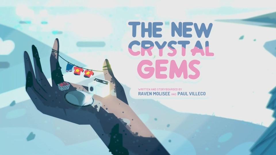 s04e15 — The New Crystal Gems