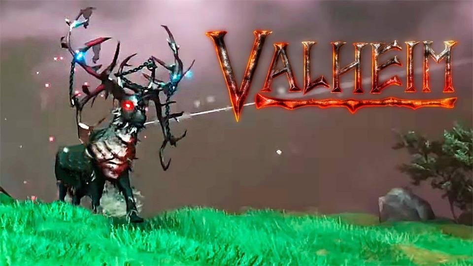 s2021e00 — Valheim #3 ► ПЕРВЫЙ БОСС (СТРИМ)