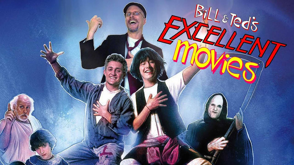 s13e34 — The Bill & Ted Movies